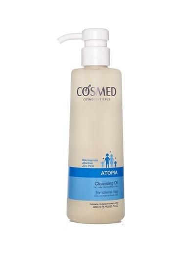 Cosmed Atopia Temizleme Yağı 400 ml Renksiz
